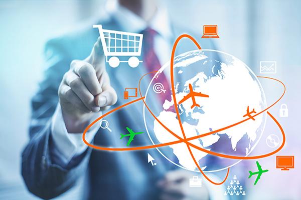 Online shopping buitenland