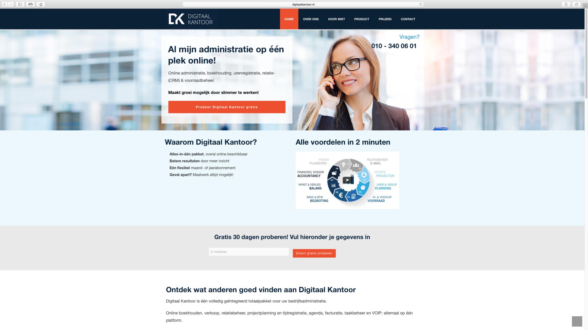 Ponck Portfolio Digitaalkantoor