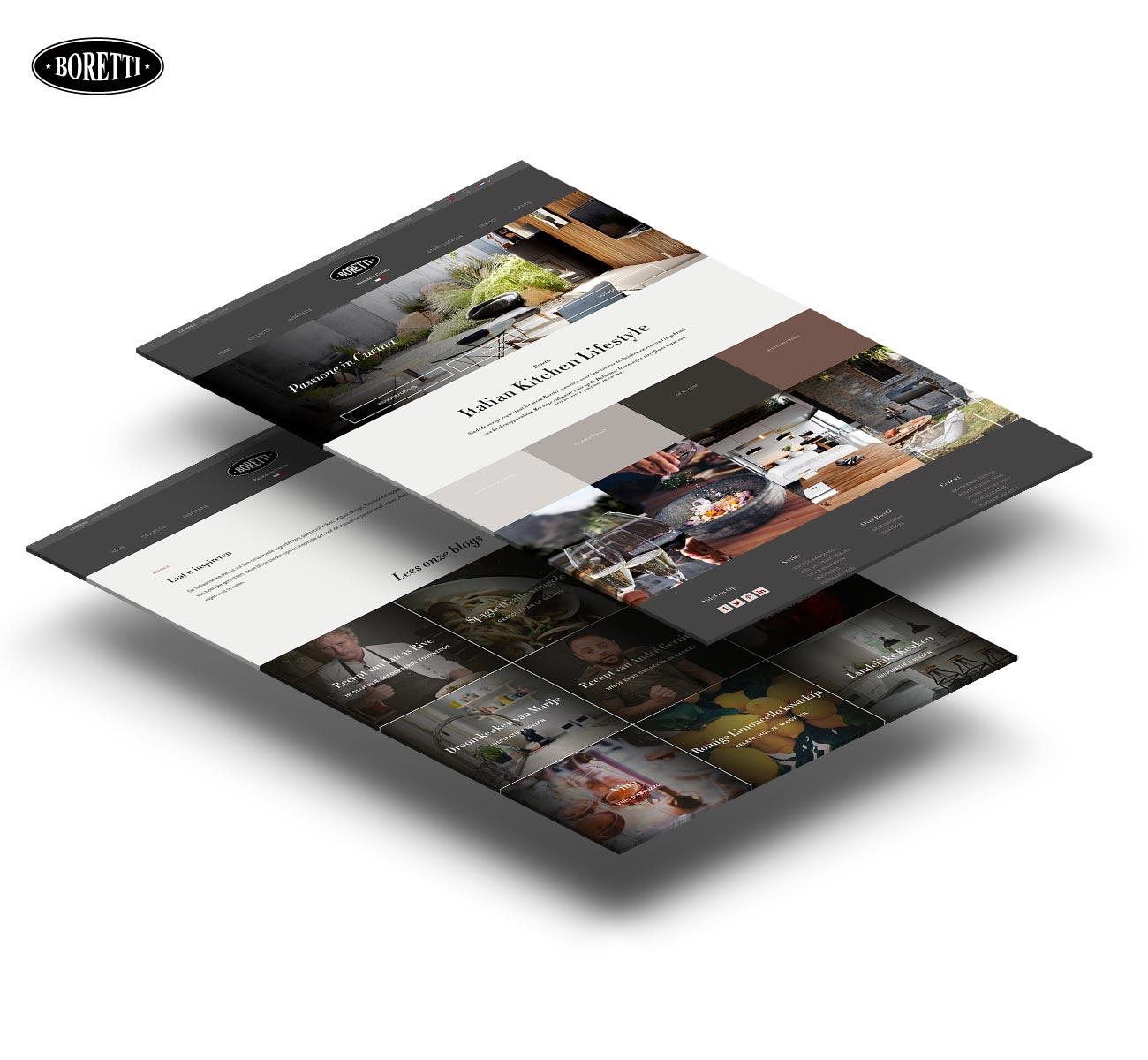Boretti website
