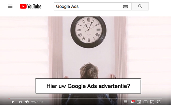 Google Ads display netwerk